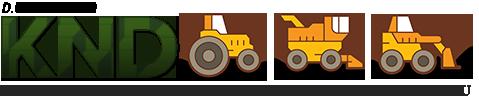 Rezervni delovi za traktore i kombajne - KND Novi Sad