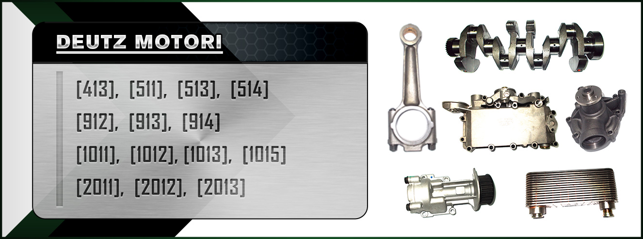 KND - Delovi za Deutz Motore