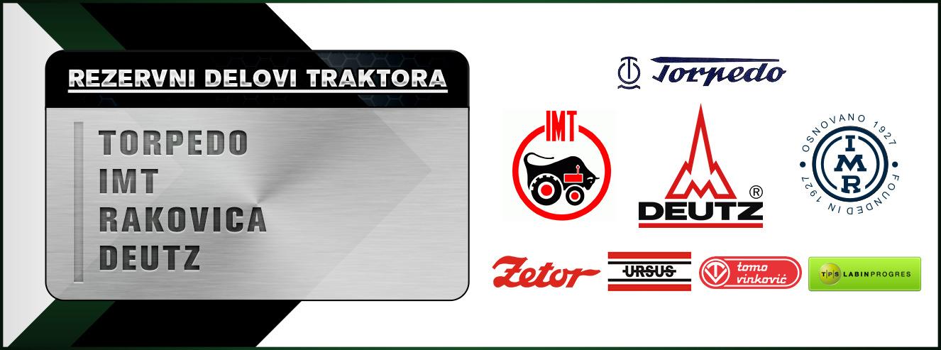 KND - Delovi za Traktor