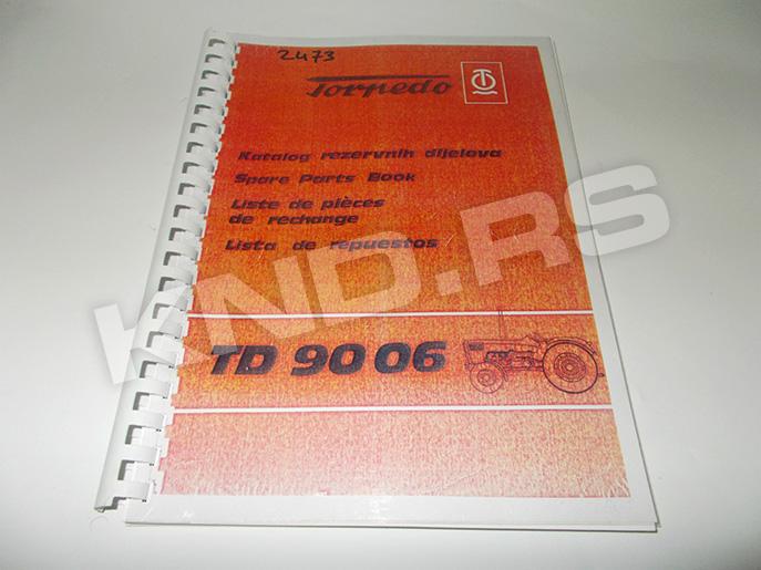 KATALOG TORPEDO 9006 SRB