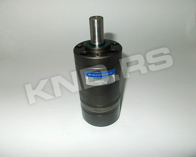 Hidromotor MM 20C