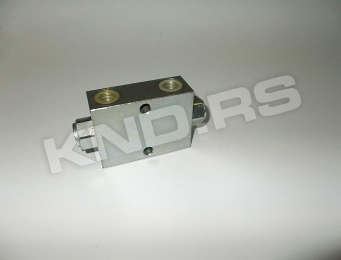 Double check valves VPBDE ½ A