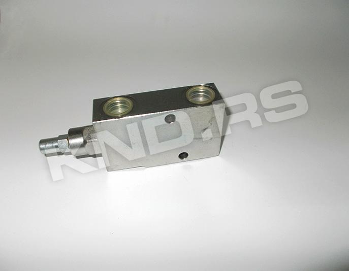 Single overcenter valve  VBCD ¾ SE/A