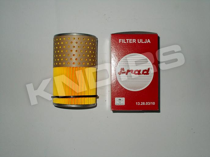 FILTER ULJA MOT. ULOŽ. R60 ST.TIP13.28.03/10 FRAD
