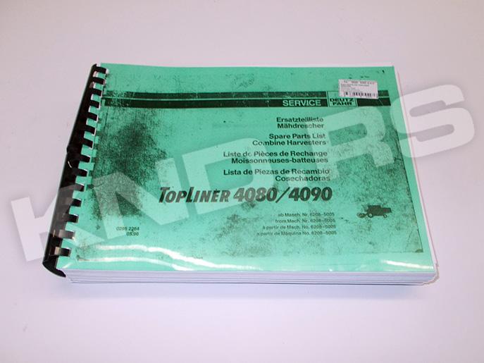KATALOG TOPLINER 4080/4090
